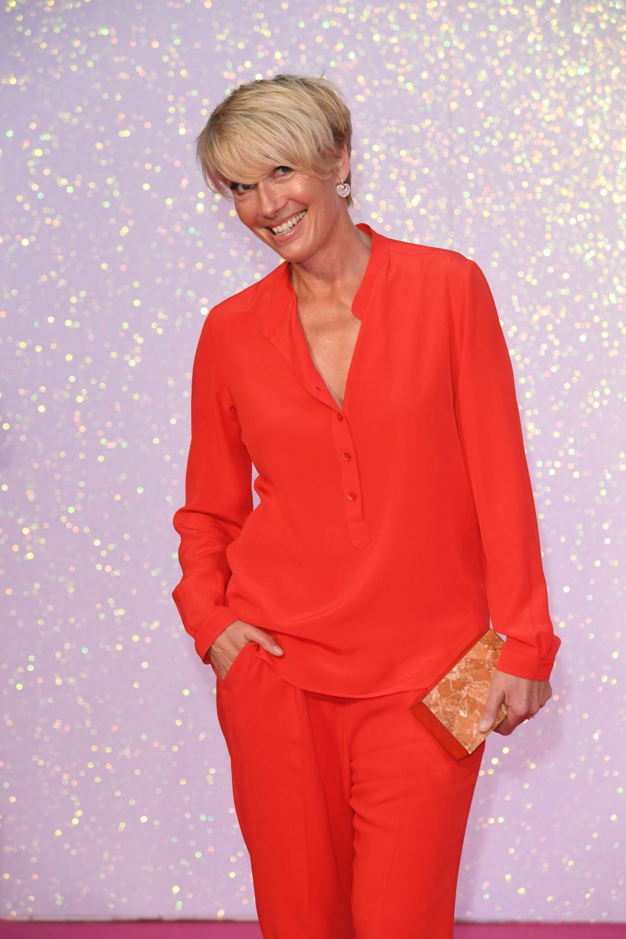Emma Thompson Bridget Jones Baby Premiere In London 9