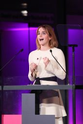 Emma Watson - HeForSh Reception at MOMA in New York City 9/20/2016