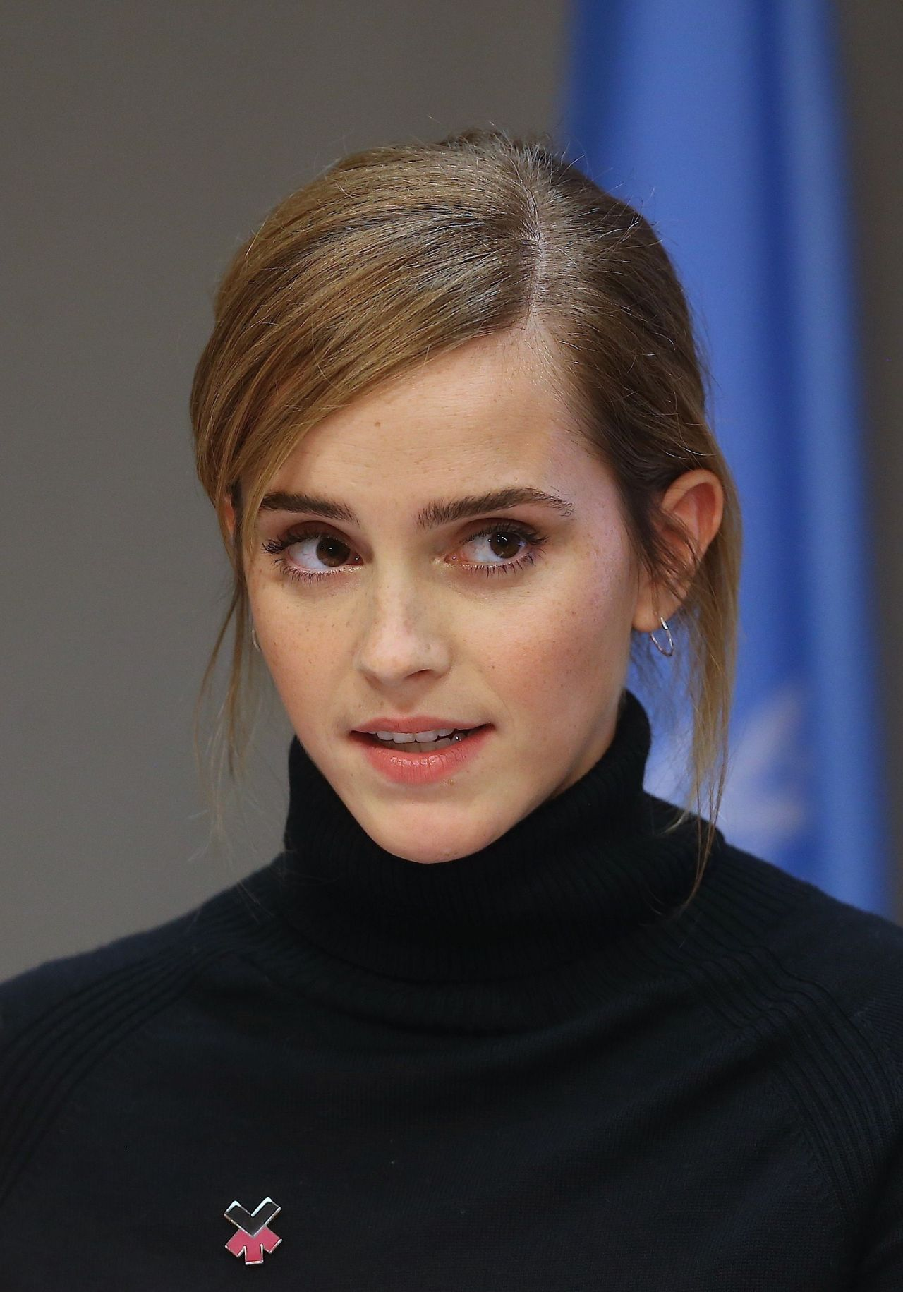 Emma Watson - Participated in the Launch of the Initiative ... Emma Watson