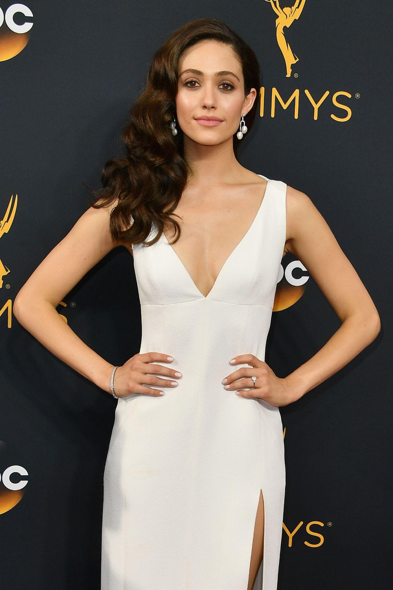 Emmy Rossum – 68th Annual Emmy Awards in Los Angeles 09/18 ... Emmy Rossum