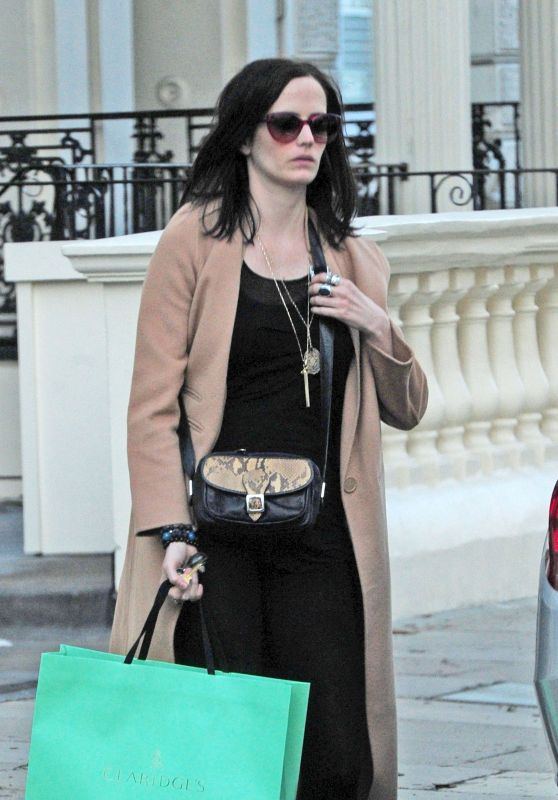 Eva Green - Out in London 9/22/2016