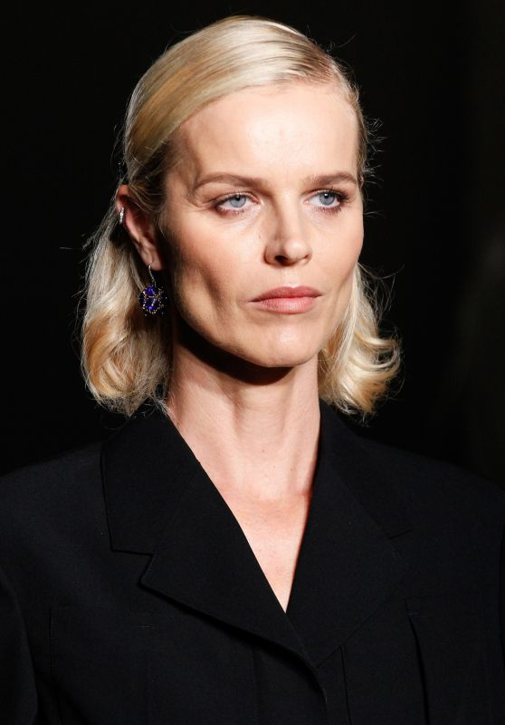 Eva Herzigova - Bottega Veneta S/S 2017 Show in Milan, September 2016