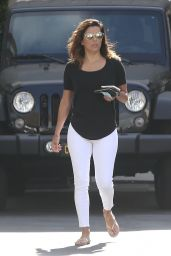 Eva Longoria - Out in Beverly Hills 9/12/2016
