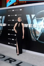 Evan Rachel Wood – 'Westworld' Premiere in Hollywood 9/28/2016