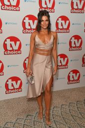 Faye Brookes - TV Choice Awards in London 9/5/2016