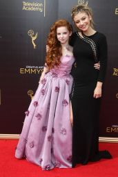 Francesca Capaldi – Creative Arts Emmy Awards in LA – Day 1, 9/10/2016