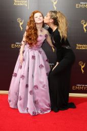 Francesca Capaldi – Creative Arts Emmy Awards in LA – Day 1, 9/10/2016