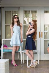 Francesca Capaldi - Sally Miller Collection Spring 2016