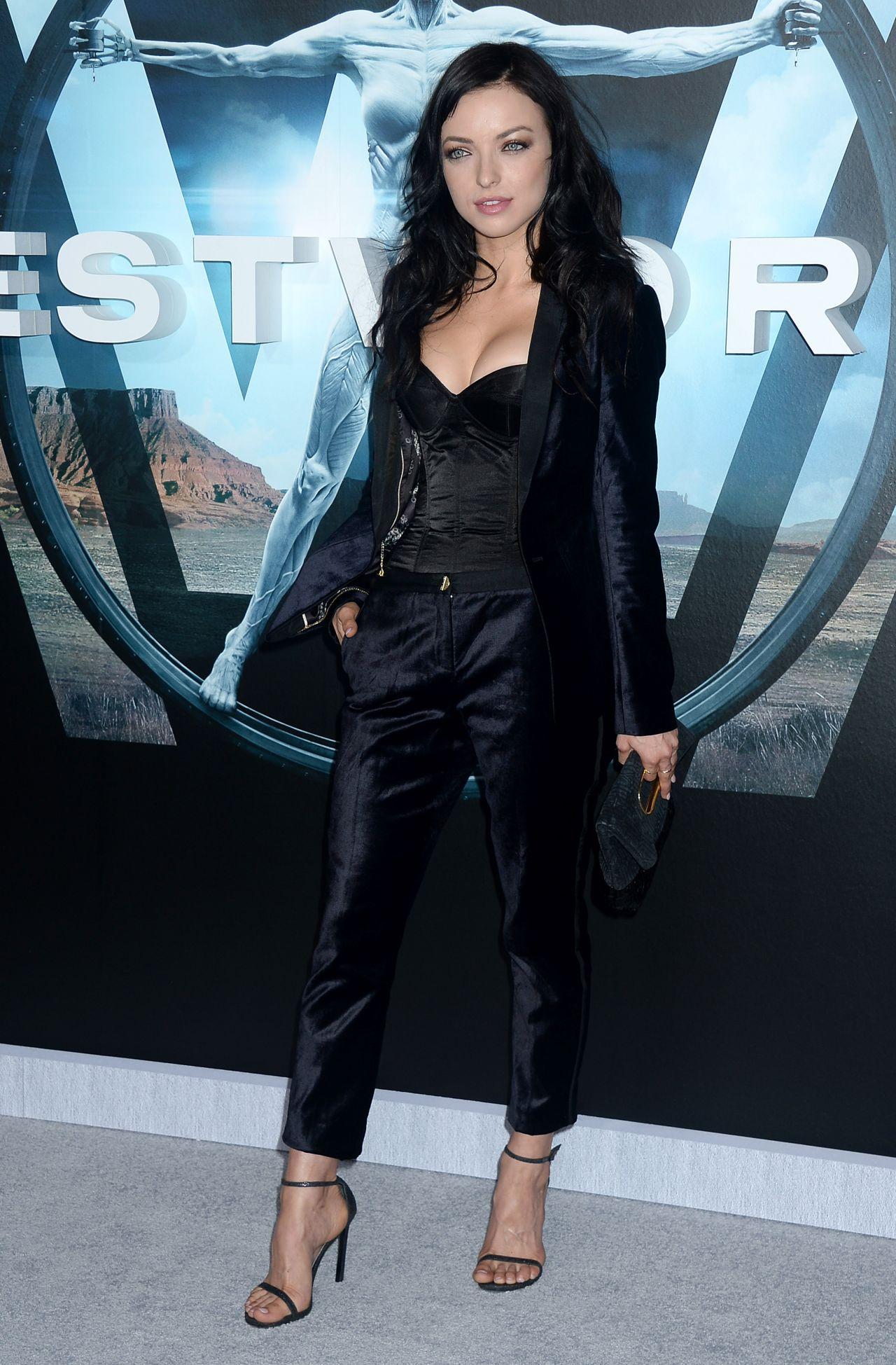 Francesca Eastwood Westworld Premiere In Hollywood 9