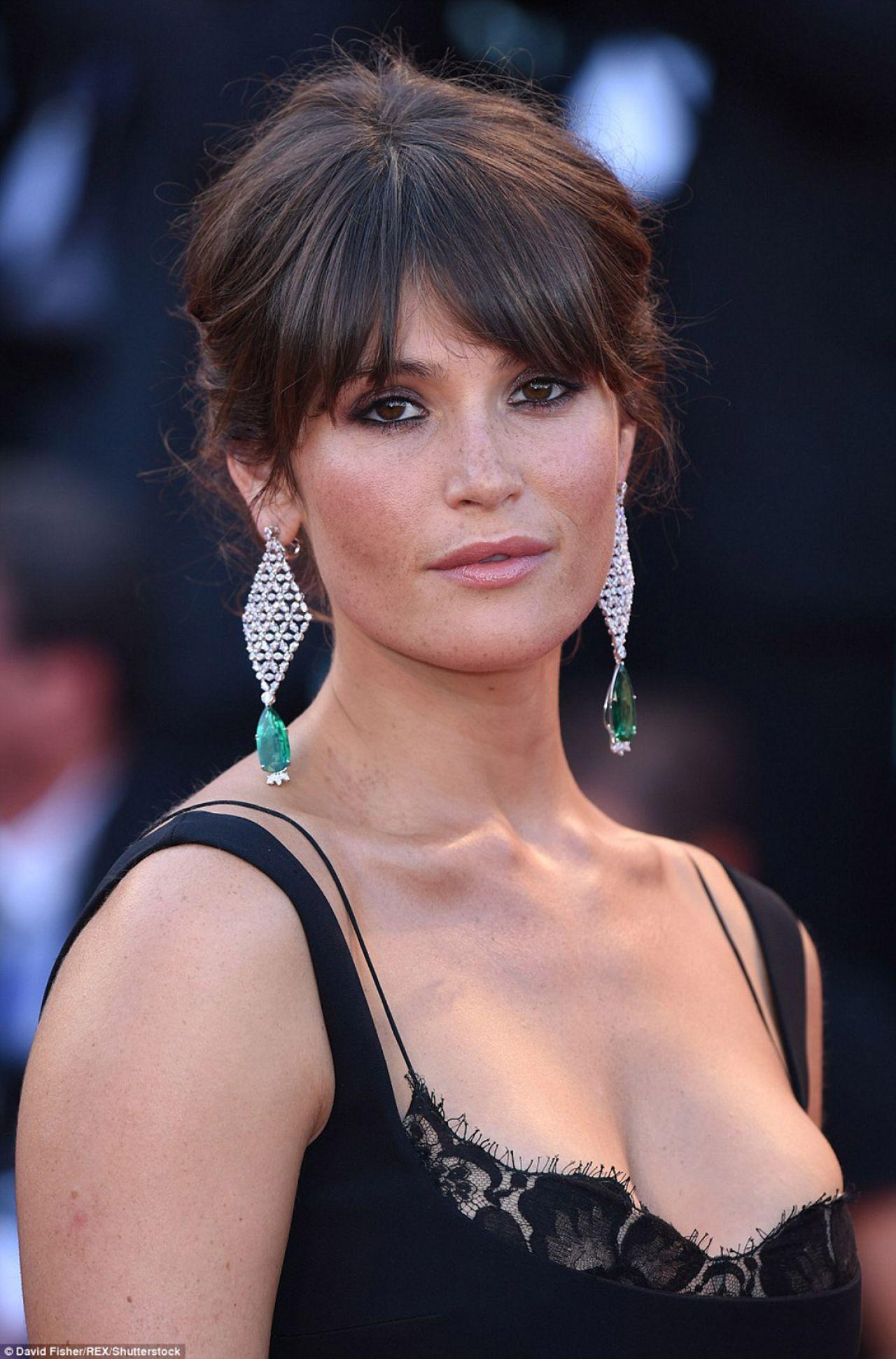 Gemma Arterton La La Land Premiere Venice Film