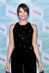 Gemma Arterton - Vanity Fair and Tiffany & Co. Dinner at TIFF, September 2016