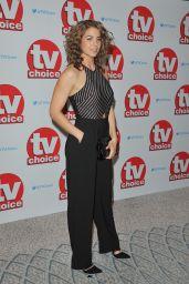 Gemma Atkinson – TV Choice Awards in London 9/5/2016