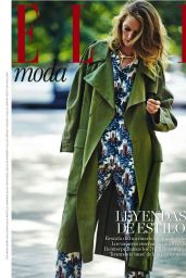 Gertrud Hegelund - Elle Magazine España October 2016 Issue