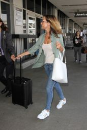Giada De Laurentiis at LAX Airport in Los Angeles  9/7/2016