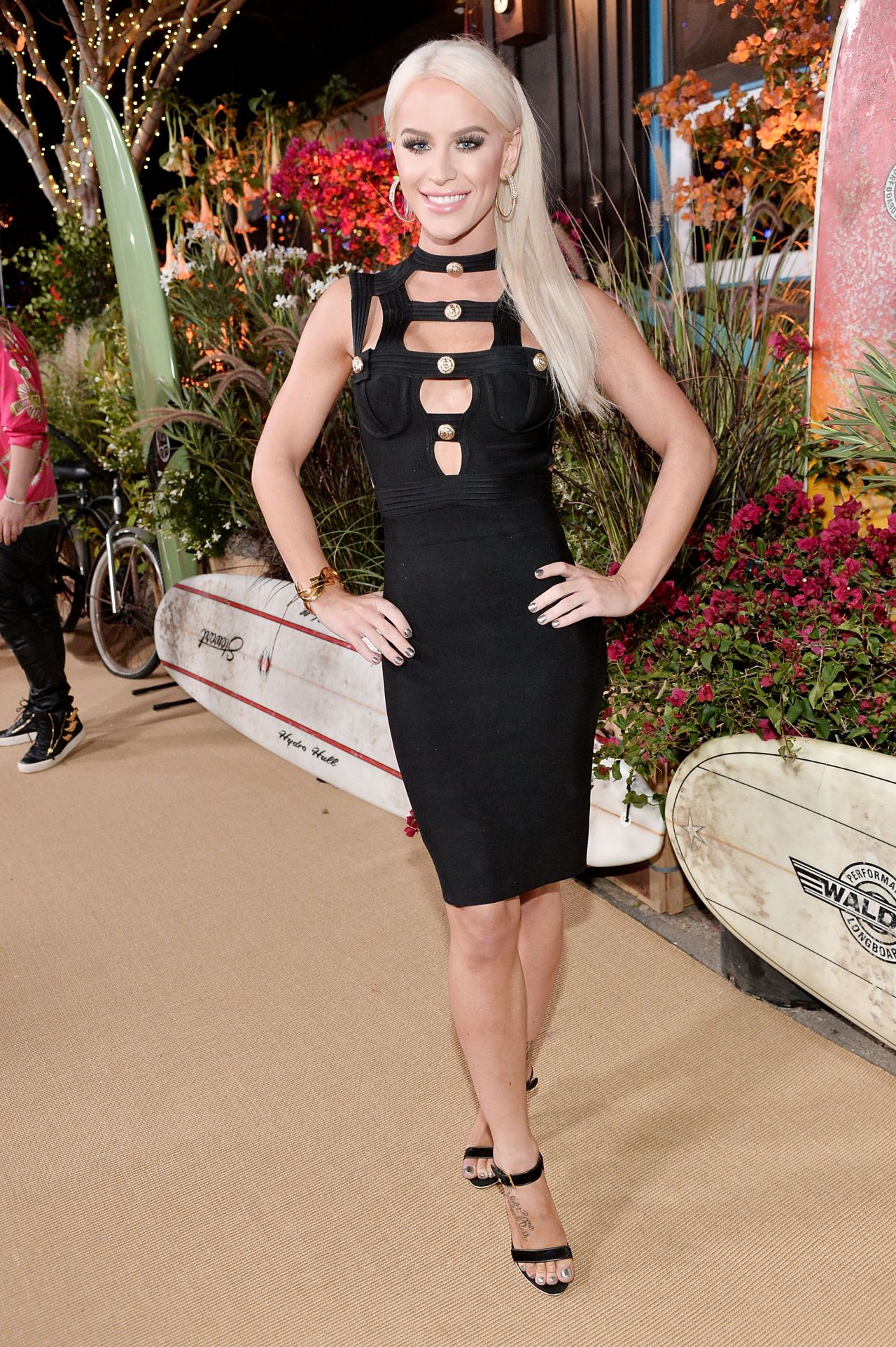 Gigi Gorgeous  Teen Vogue Young Hollywood Party In Los -5796
