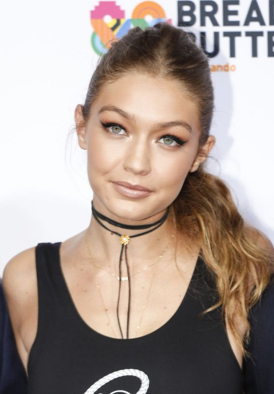 Gigi Hadid at Bread and Butter in Berlin 9/2/2016