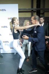 Gigi Hadid - Gigi X Tommy Hilfiger Collection Event in Berlin 9/2/2016