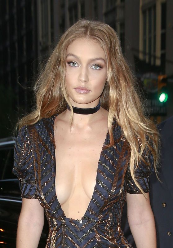 Gigi Hadid - The Daily Front Row