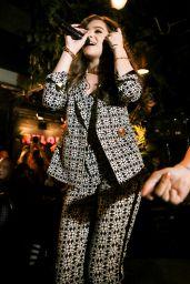 Hailee Steinfeld - Nylon Rebel Fashion Party in New York City 9/8/2016