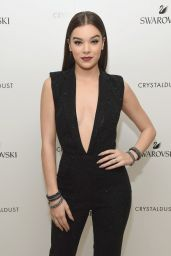 Hailee Steinfeld - Swarovski Crystaldust Collection Celebration at Swarovski in NYC 9/9/2016