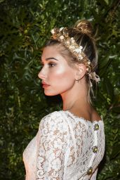 Hailey Baldwin - Dolce & Gabbana Boutique Opening Event at Milan Fashion Week 9/25/ 2016
