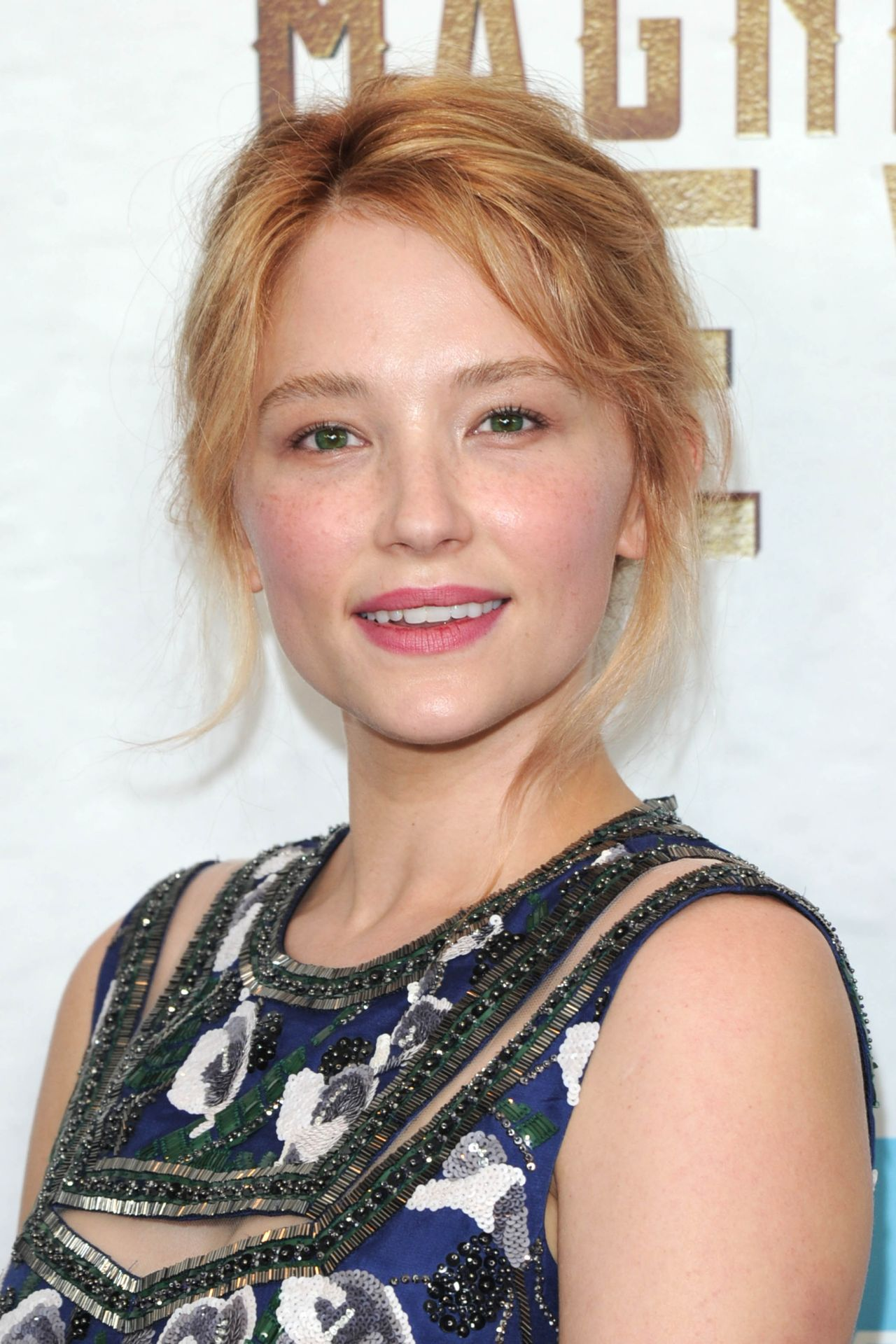 Haley Bennett The Magnificent Seven Special Screening