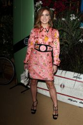 Haley Lu Richardson – Teen Vogue Young Hollywood Party in Los Angeles 09/23/2016