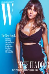 Halle Berry - W Magazine October 2016 Cover