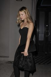 Halston Sage - After Dinner at Craig