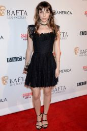 Hannah Marks – BAFTA Los Angeles TV Tea Party in West Hollywood 09/17/2016
