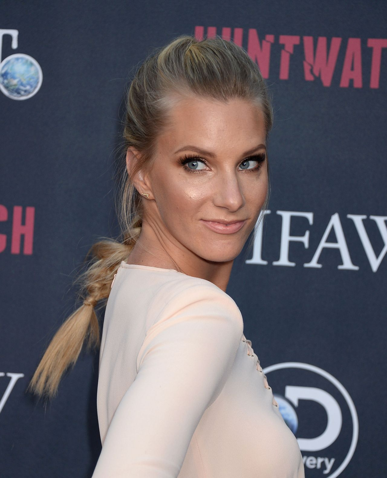 Heather Morris - 'Huntwatch' Documentary Special Screening ...
