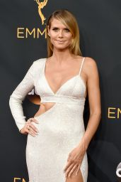 Heidi Klum – 68th Annual Emmy Awards in Los Angeles 09/18/2016