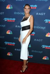 Heidi Klum – 'America's Got Talent' Season 11 Semi-Finals in Hollywood 9/7/2016