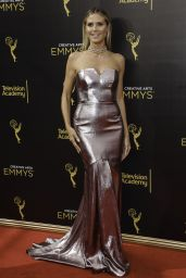 Heidi Klum – Creative Arts Emmy Awards 2016 in Los Angeles