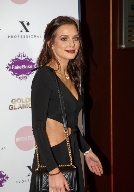 Helen Flanagan - Golden Glamour Gala in Glasgow, September 2016