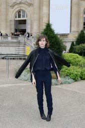 Heloise Letissie – The Chloe Spring/Summer 2017 Show – in Paris Fashion Week 9/29/2016