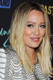 Hilary Duff – 'Younger' Season 3 and 'Impastor' Season 2 Premiere in New York Premiere 9/27/ 2016