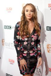 Holly Taylor - BBC America & BAFTA Los Angeles TV Tea Party in West Hollywood 9/17/2016