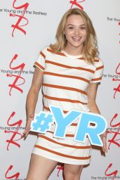 Hunter Haley King - The Young & The Restless 11,000 Show Celebration in Los Angeles 9/8/2016