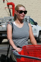 Iggy Azalea Shopping at Target in Los Angeles 9/26/2016