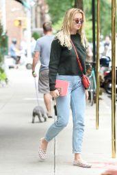 Ireland Baldwin Street Style - NYC 9/6/2016