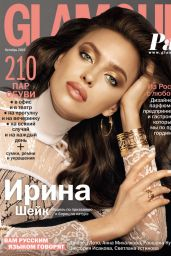 Irina Shayk - Glamour MAgazine Russia October 2016 Cover and Photos