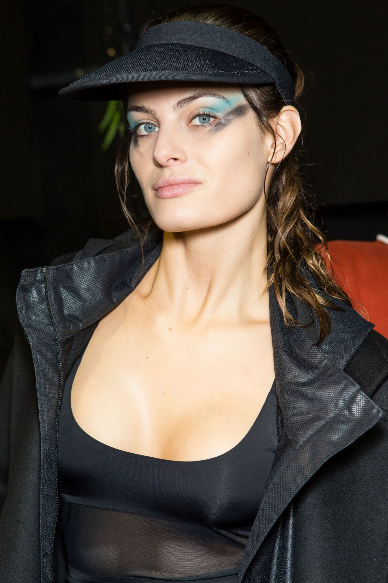 Isabeli Fontana Maxmara Show At Milan Fashion Week