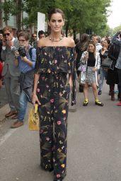 Izabel Goulart – Fendi Fashion Show Arrivals in Milan 9/21/2016
