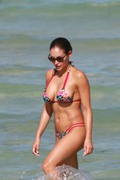 Jaclyn Swedberg Hot in Bikini - Miami Beach 9/3/2016