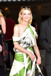 Jaime King - Leaving a Revlon Event in West Hollywood 9/27/ 2016