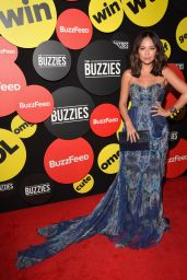 Janel Parrish – The Buzzies, BuzzFeed's Pre-Emmy Party in West Hollywood 9/14/2016