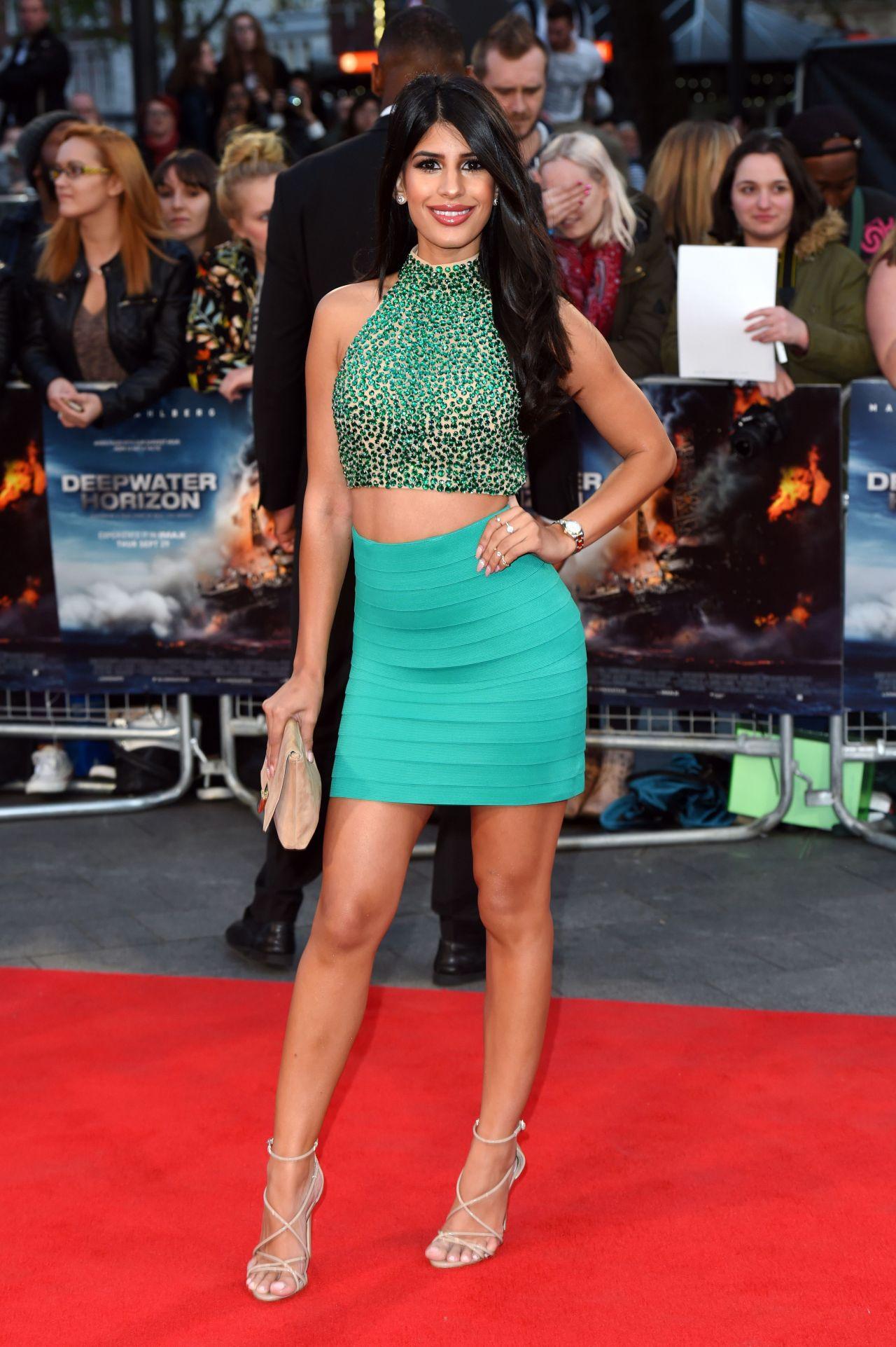 Jasmin Walia - 'Deepwater Horizon' Premiere in London, UK ... Miranda Kerr Hair