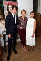 Jenna Coleman - Glamour Magazine Dinner in London 9/8/2016