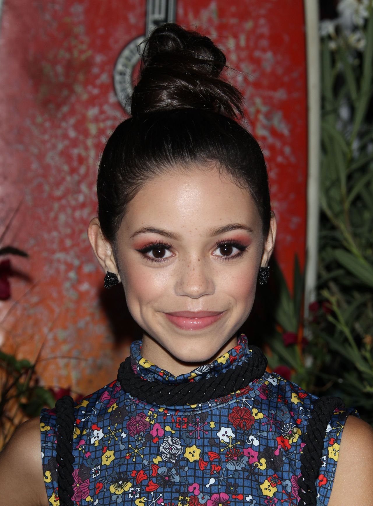 Jenna Ortega Teen Vogue Young Hollywood Party In Los